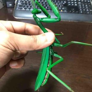 フジミ模型 カマキリのプラモデル