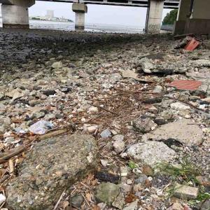 河原の石を持ち帰るのは良いのか悪いのか、河川事務所に聞いてみた。