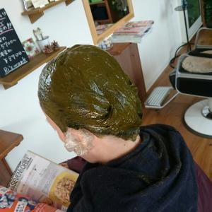 白髪は少ないんだけど 髪を痛めたくないとき。