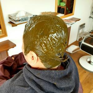 白髪染めをするたびに頭皮がしみてたけど。