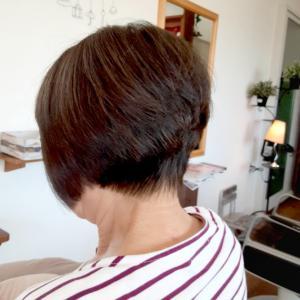 石井の仕事。その12 細くて広がりやすい髪にヘナはいい仕事してくれます