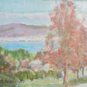 絵画販売の北の旅アート「函館風景」