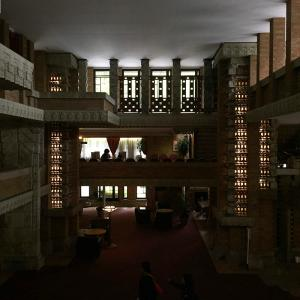 明治村の帝国ホテル旧本館