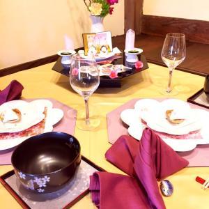 2月3月『テーブル&フラワー1day体験レッスン』