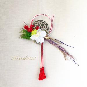 12/14(月)@柏の葉T-SITE『お正月のモダン壁飾りを作ろう!』みっけイベント出店