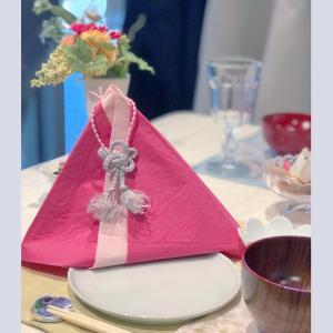 【開催報告】雛祭りのテーブル準備レッスン