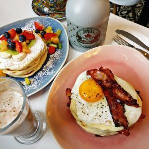 朝起きた瞬間食べたくなるやつ。