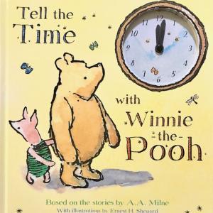 なんじかな?プーさんのとけい Tell the Time with Winnie-the-Poo