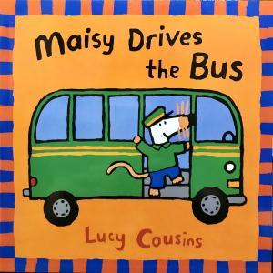 Maisy Drives the Bus メイシーちゃんのバス