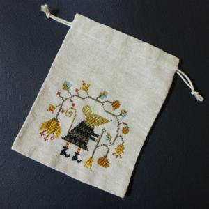 Barbara Ana Designs - Sweeping the Garden 完成