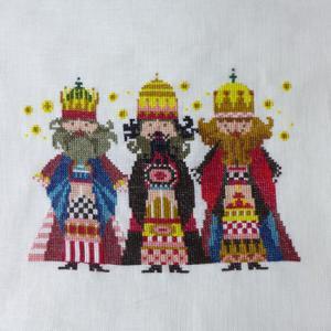 東方の三賢人 完成