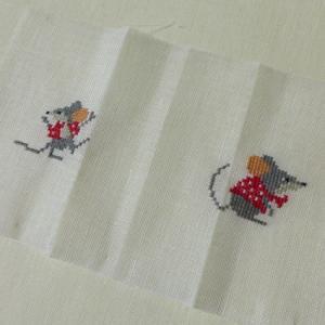 ウーレンホフのネズミ ドラとアンナ