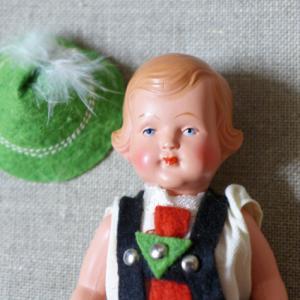 ドイツの古いお人形