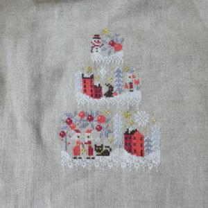Barbara Ana Design - Gâteau de Noël 02