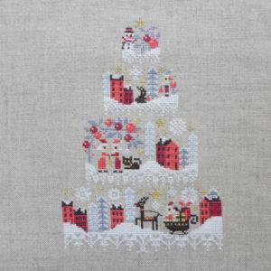 Barbara Ana Design - Gâteau de Noël 03