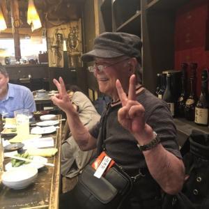 雁坂先生の米寿のお祝いでした🥂