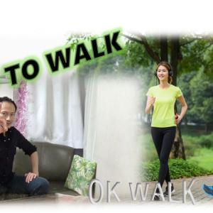 GOTOキャンペーン【GO TO WALK】ウォーキングで健康寿命延伸!