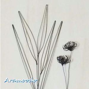 結束線で植物を ~その1~