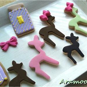 フェイクのクッキーを習いました