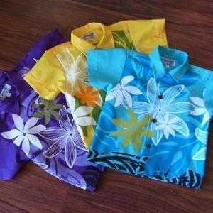 茉莉花の花のプリント
