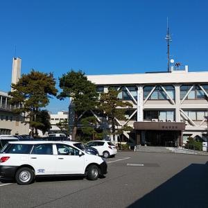 越前福井の山城巡り 勝山城跡