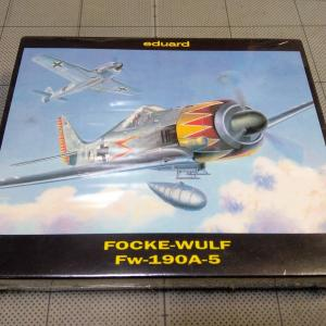 エデュアルド Fw190A-5