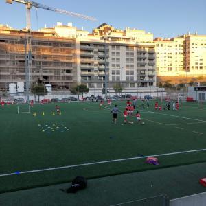 Escolas Academia Benfica ~ベンフィカ・サッカースクール見学~