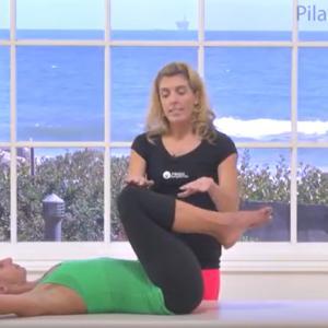 【強靭なキック力を養うpart2】体幹と足の繋がりを意識したピラティスメニュー