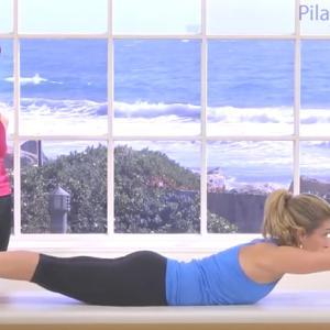 【走りの質を上げる】体幹と足の繋がりを意識したピラティスメニュー