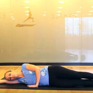 【安定した走りを養う】体幹と足の繋がりを意識したピラティスメニュー