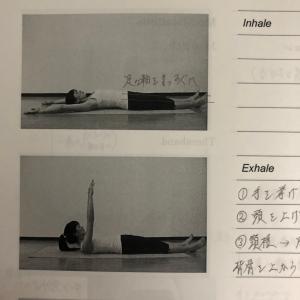 Pilates seminar ~BESJピラティス資格更新セミナー受講~