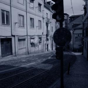 Tracks of blue in Portugal ~ポルトガル写真~