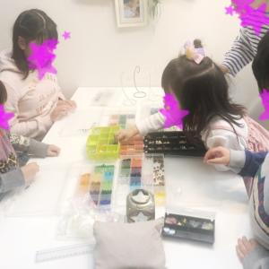 【2/17】kidsサンキャッチャーlesson