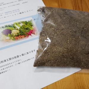 【モニターレビュー】佐渡ヶ島の発酵竹粉