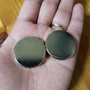 【モニターレビュー】超強力マグネット、AGMネオジム磁石
