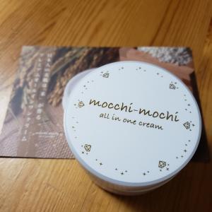 【モニターレビュー】mocchi-mochiプレミアムオールインワンクリーム