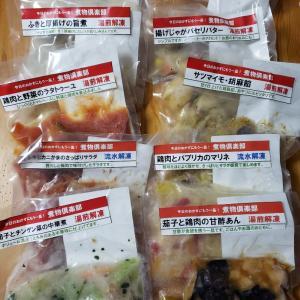 【モニターレビュー】美味しいお惣菜♡おまかせ10点セットCコース