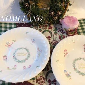 【ポーセラーツ】クリスマスパーティーで使えるお皿