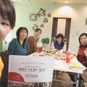 女性起業家のクリスマス会