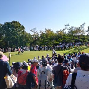 日本女子プロゴルフ選手権♪