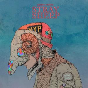 【予約開始】米津玄師 5thアルバム 『STRAY SHEEP』8月5日(水)発売。キーホルダー付きのおまもり盤など4種類