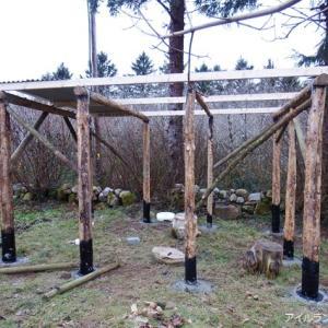 手作りの馬小屋の結末