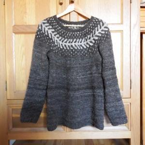 羊からセーターができるまで