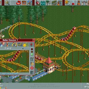 【レビュー】遊園地を作ろう「RollerCoaster Tycoon Classic(ローラーコースタータイクーン クラシック)」【レトロゲーム】