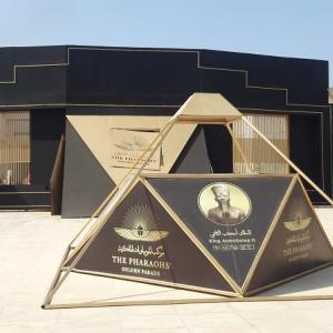 大賑わいの国立文明博物館