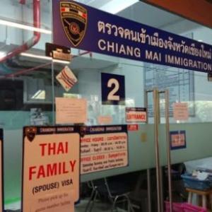 タイで結婚ビザの延長 Oビザ1年初回 チェンマイ編