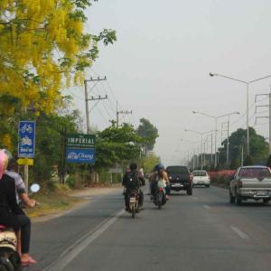 タイでバイクに乗るときの注意
