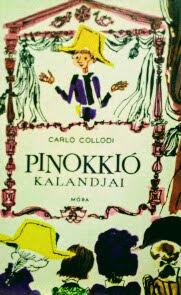 ハンガリー語絵本 Carlo Collodi / Pinokkió kalandjai