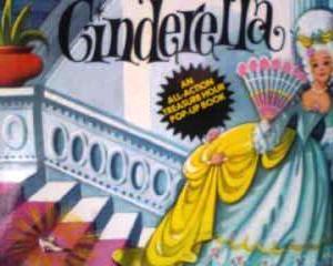 世界はほしいモノにあふれてる「シンデレラ」の絵本