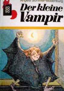 ドイツ語児童文学書 Angela Sommer-Bodenburg / Der kleine Vampir